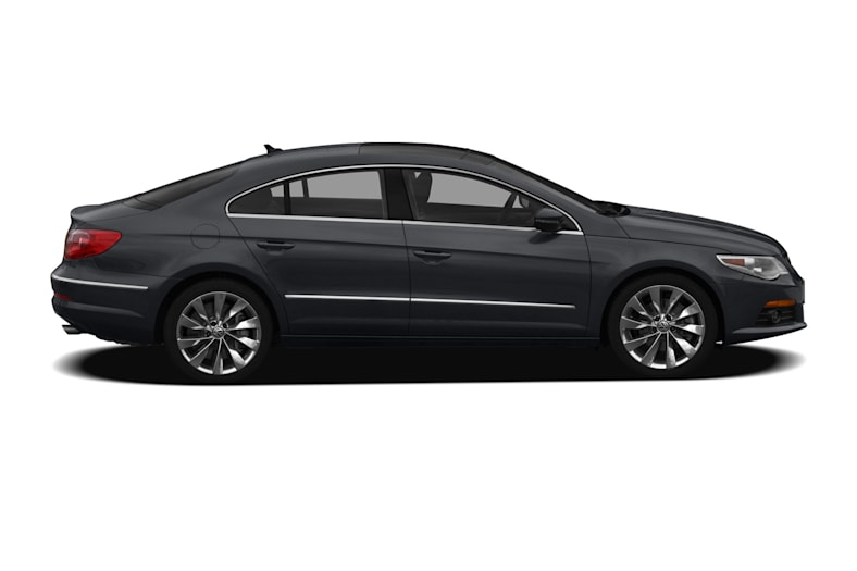 2012 Volkswagen CC Exterior Photo