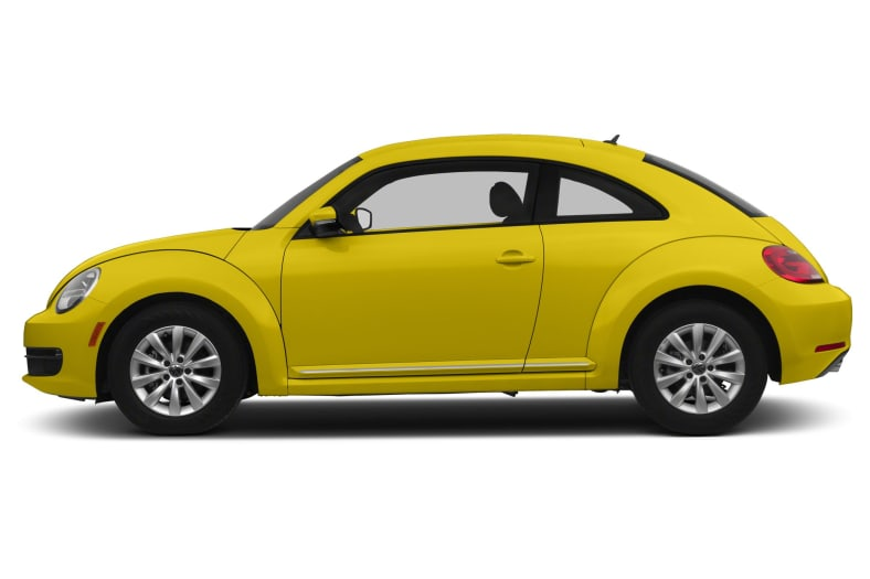 2012 Volkswagen Beetle Exterior Photo