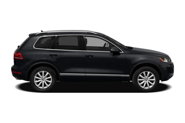 2012 Volkswagen Touareg Exterior Photo