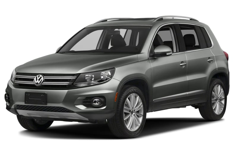 2012 Volkswagen Tiguan Exterior Photo