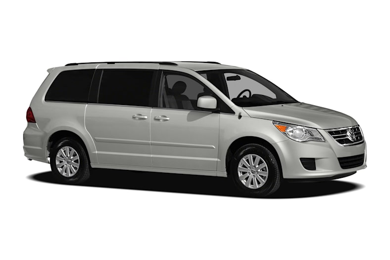 2012 Volkswagen Routan Exterior Photo