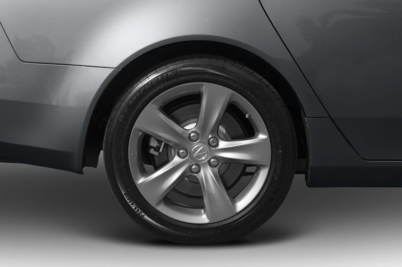 2013 Acura TL Exterior Photo