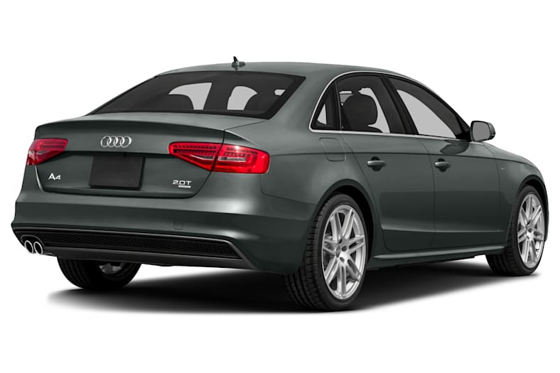 2014 Audi A4 Exterior Photo