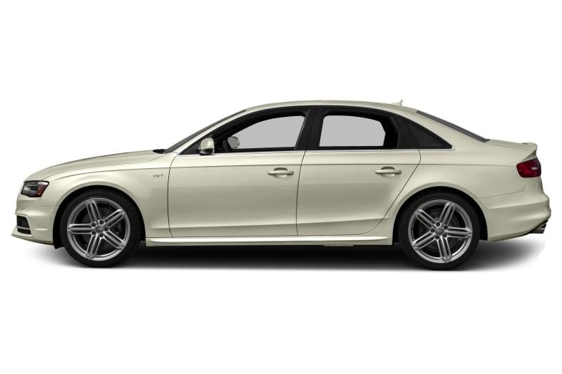 2013 Audi S4 Exterior Photo