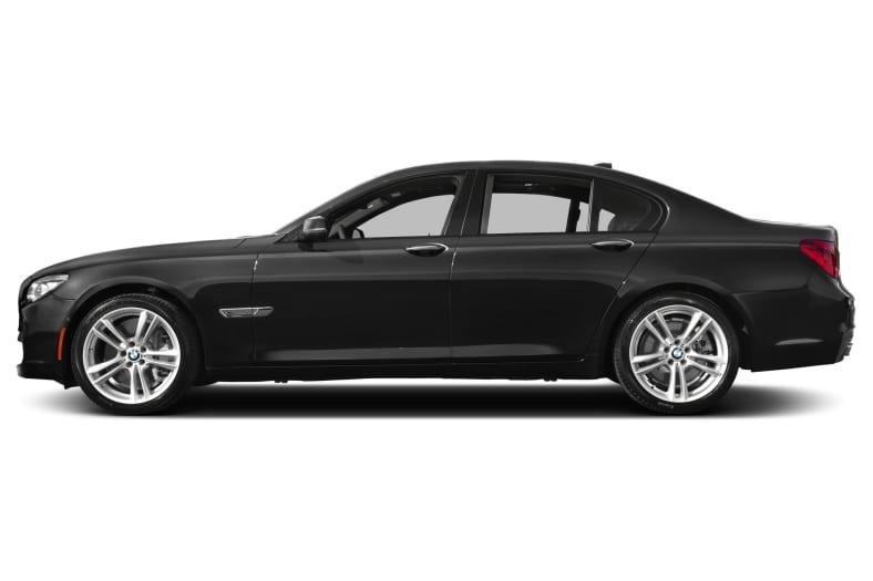 2013 BMW 750 Exterior Photo
