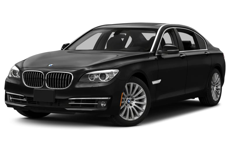 2013 BMW 740 Exterior Photo