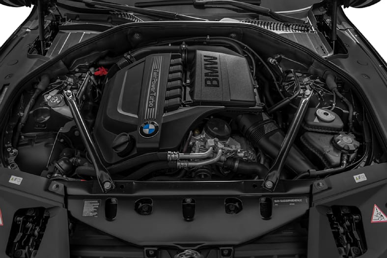 2015 BMW 740 Exterior Photo