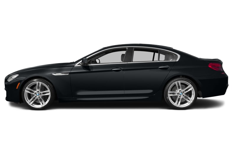 2013 BMW 650 Gran Coupe Exterior Photo