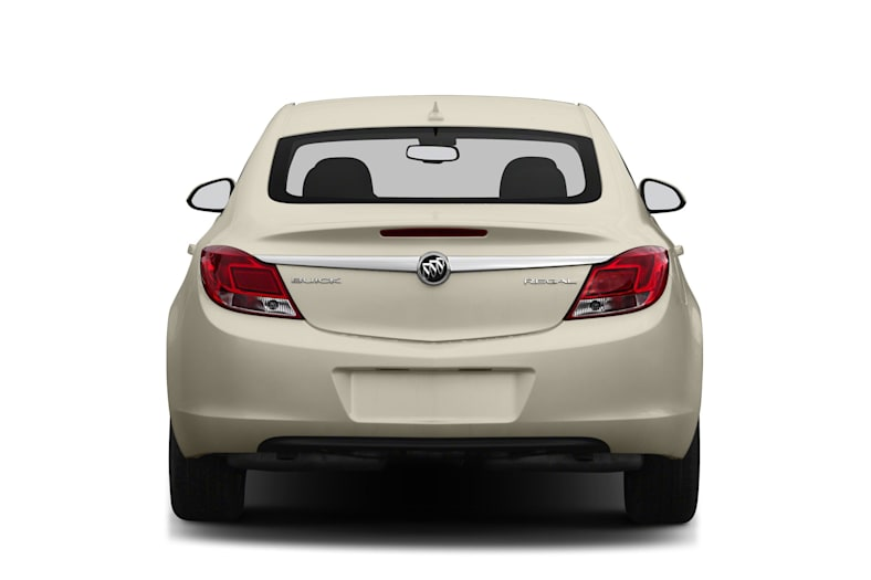 2013 Buick Regal Exterior Photo