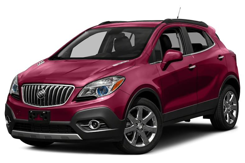 2014 Buick Encore Exterior Photo