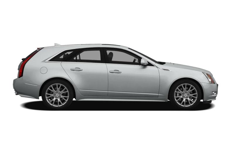 2013 Cadillac CTS Exterior Photo