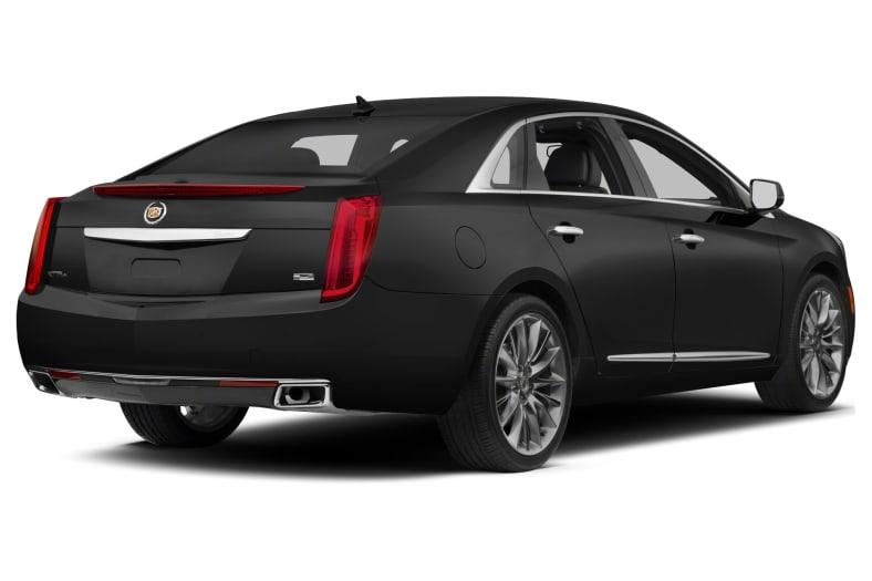 2013 Cadillac XTS Exterior Photo