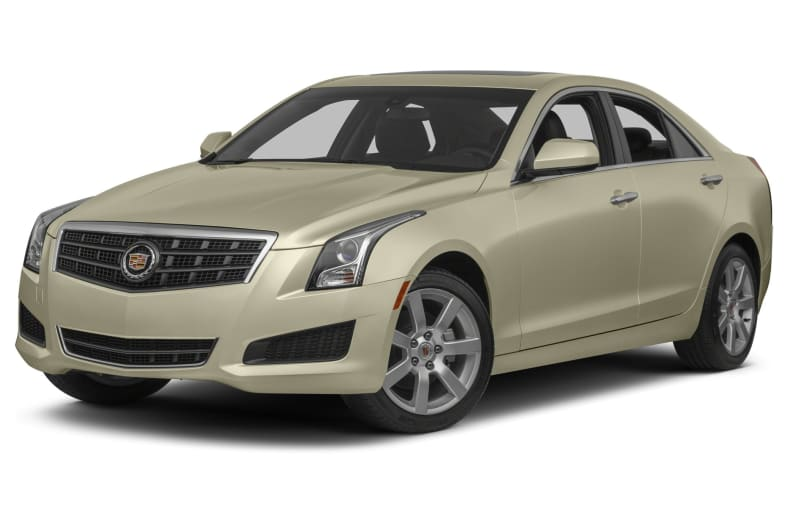 2013 Cadillac ATS Exterior Photo