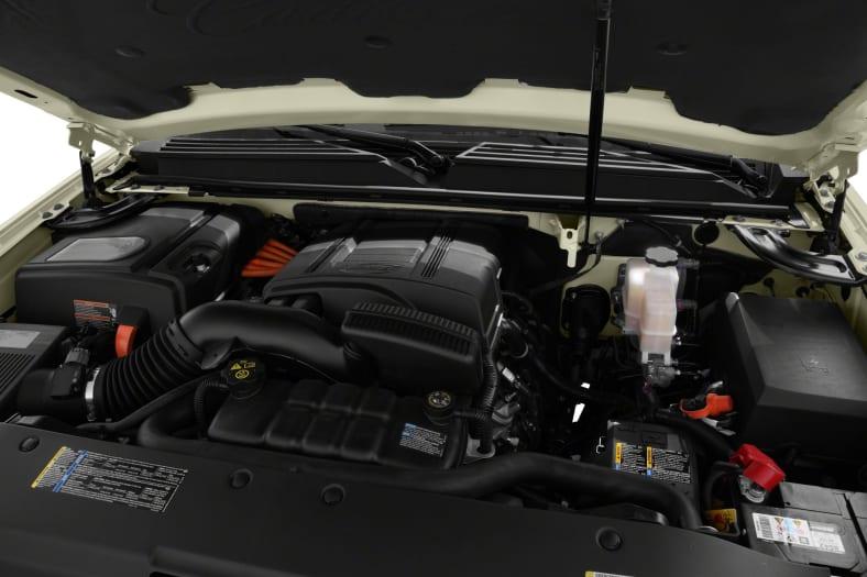 2013 Cadillac Escalade Hybrid Exterior Photo