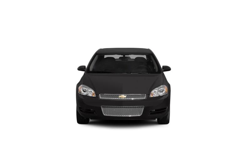 2013 Chevrolet Impala Exterior Photo