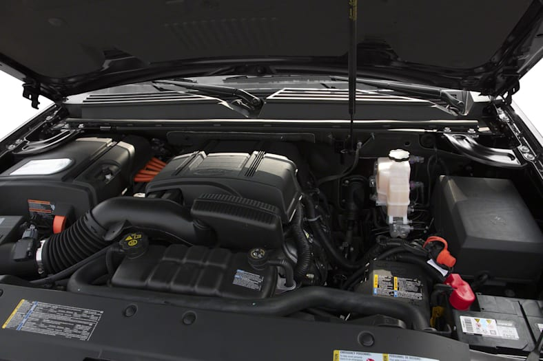 2013 Chevrolet Tahoe Hybrid Exterior Photo