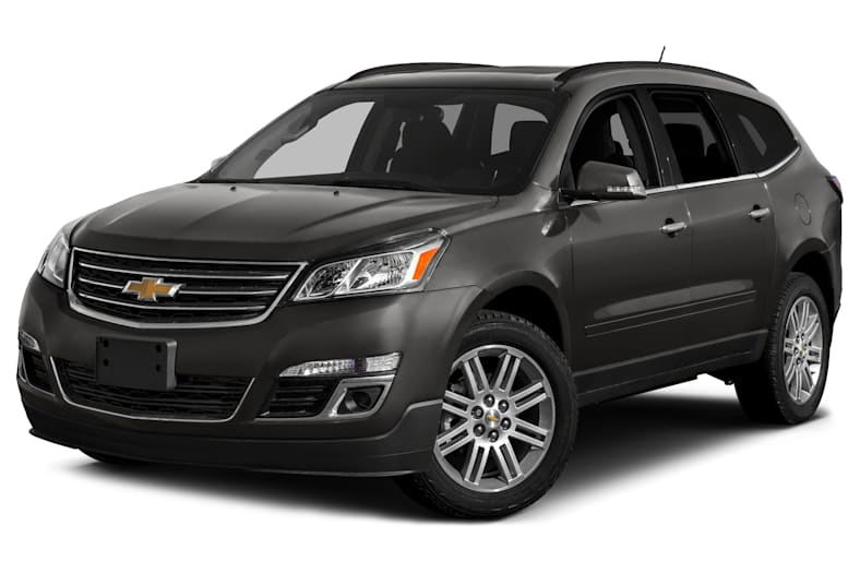 2015 Chevrolet Traverse Exterior Photo
