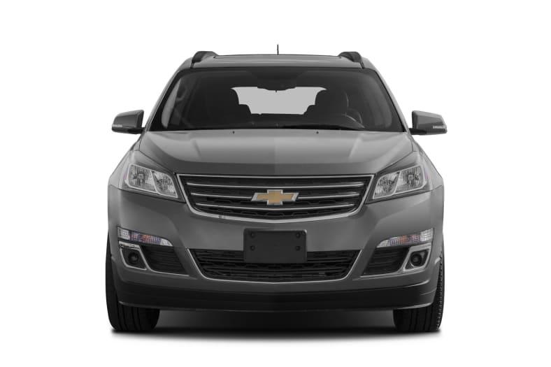 2013 Chevrolet Traverse Exterior Photo