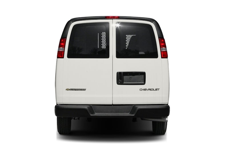 2013 Chevrolet Express 3500 Exterior Photo