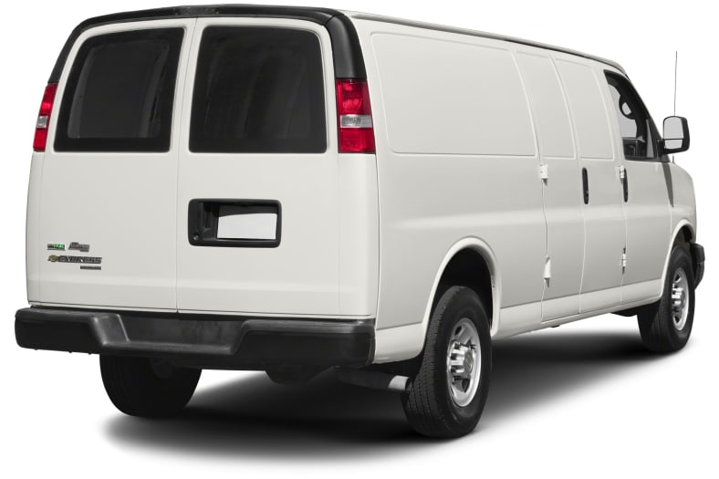 2013 Chevrolet Express 2500 Exterior Photo