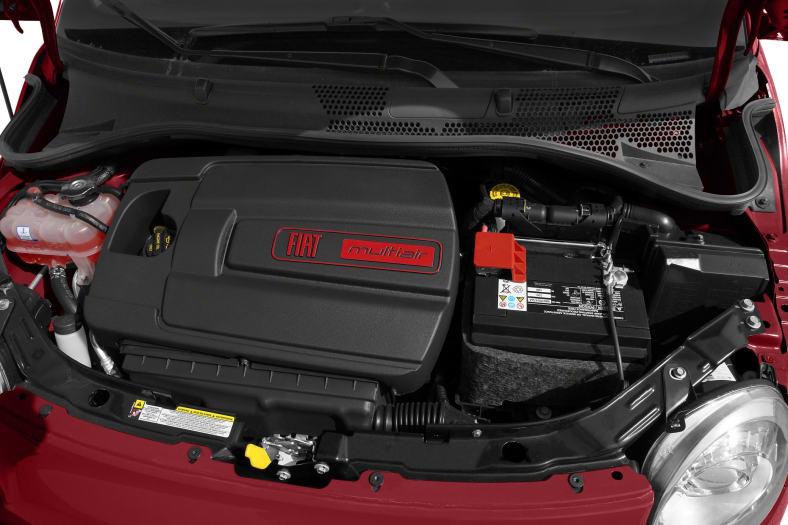 2013 FIAT 500 Exterior Photo