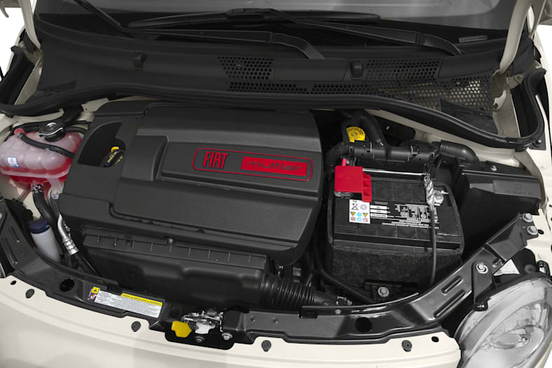 2013 FIAT 500c Exterior Photo