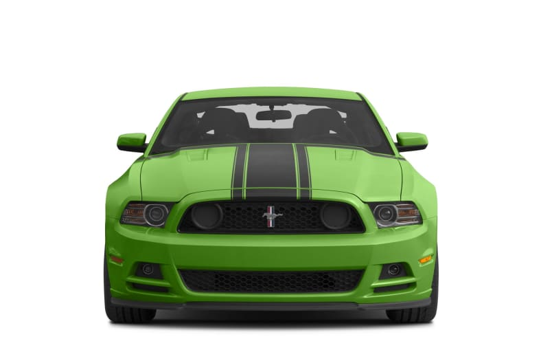 2013 Ford Mustang Exterior Photo