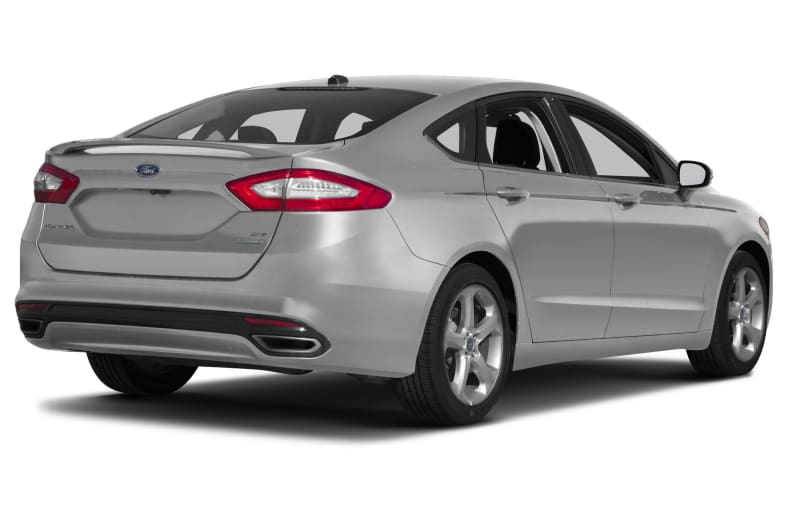 2013 Ford Fusion Exterior Photo