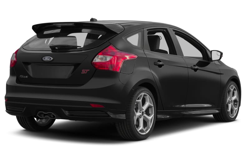 2013 Ford Focus ST Exterior Photo