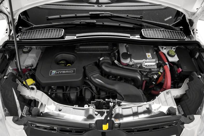 2013 Ford C-Max Hybrid Exterior Photo