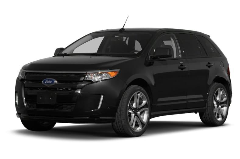 2013 Ford Edge Exterior Photo
