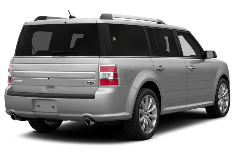 2013 Ford Flex Exterior Photo