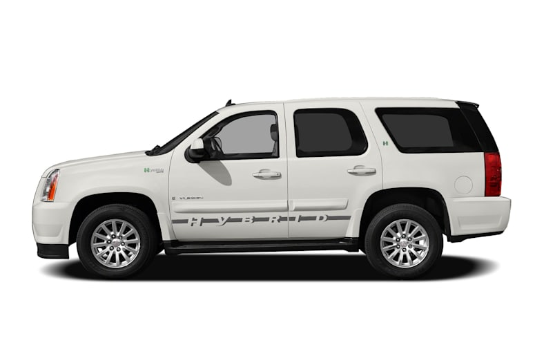 2013 GMC Yukon Hybrid Exterior Photo