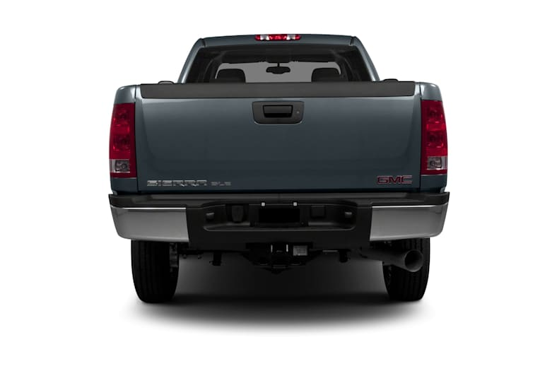 2013 GMC Sierra 2500HD Exterior Photo