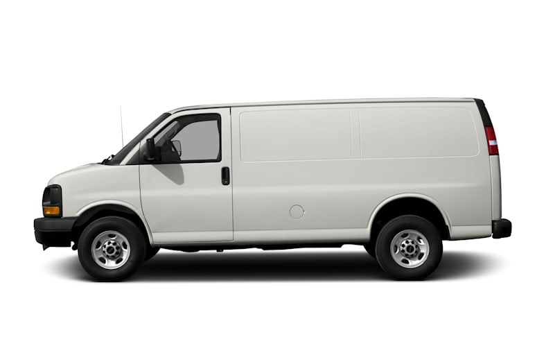 2013 GMC Savana 2500 Exterior Photo