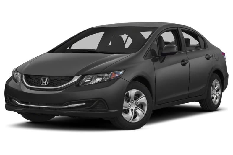 2013 Honda Civic Exterior Photo