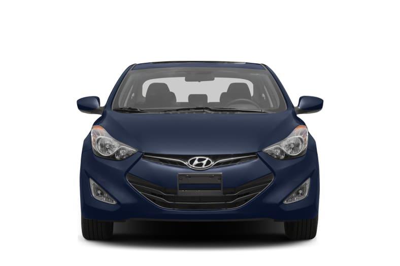 2013 Hyundai Elantra Exterior Photo