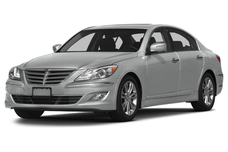 2013 Hyundai Genesis Exterior Photo