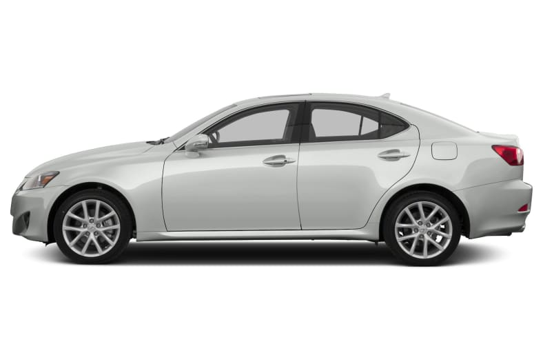 2013 Lexus IS 350 Exterior Photo