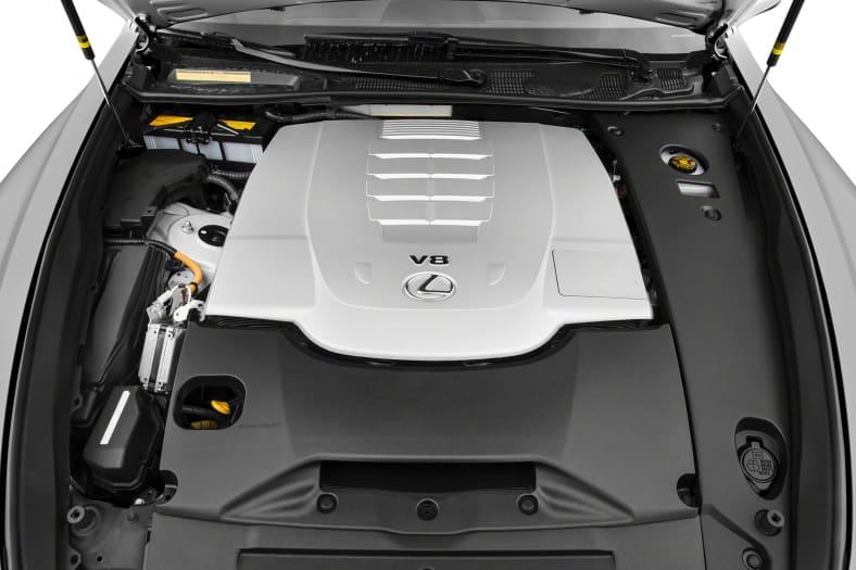 2013 Lexus LS 460 Exterior Photo