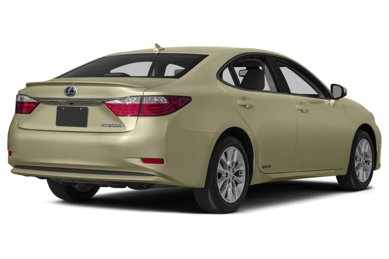 2013 Lexus ES 300h Exterior Photo