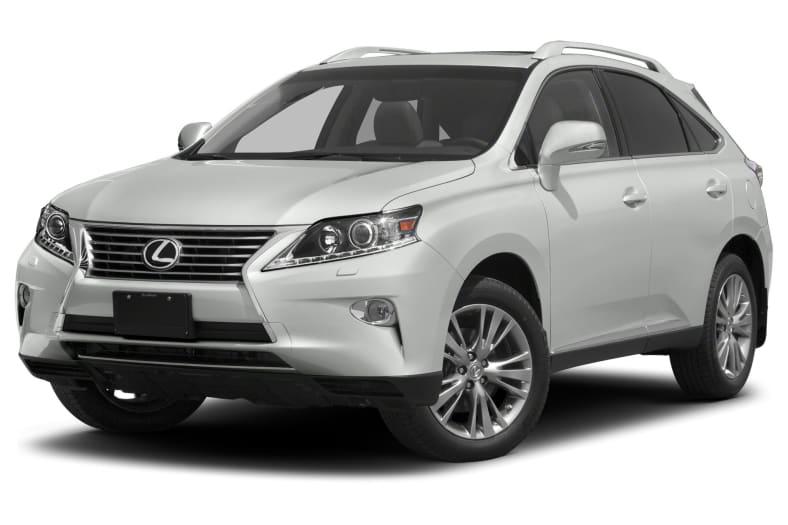 2013 RX 350