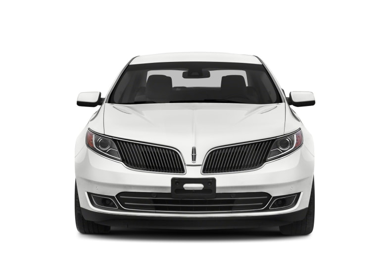 2013 Lincoln MKS Exterior Photo
