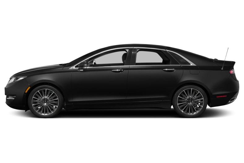 2013 Lincoln MKZ Hybrid Exterior Photo