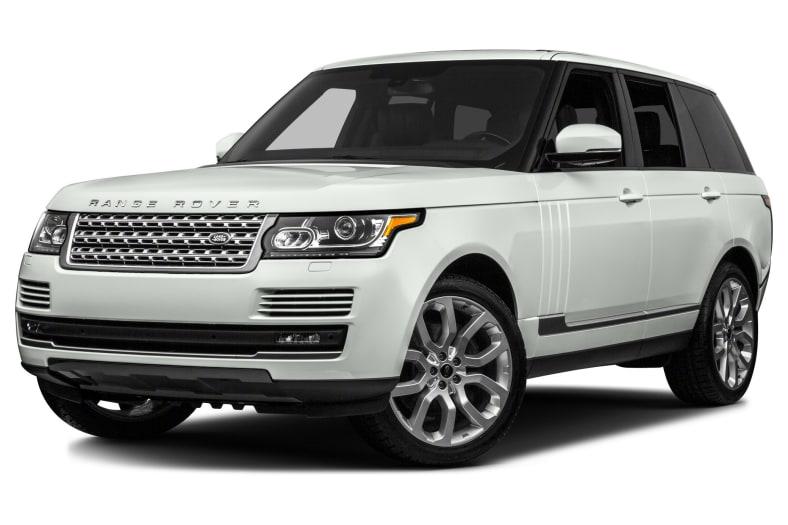 2013 Land Rover Range Rover Exterior Photo