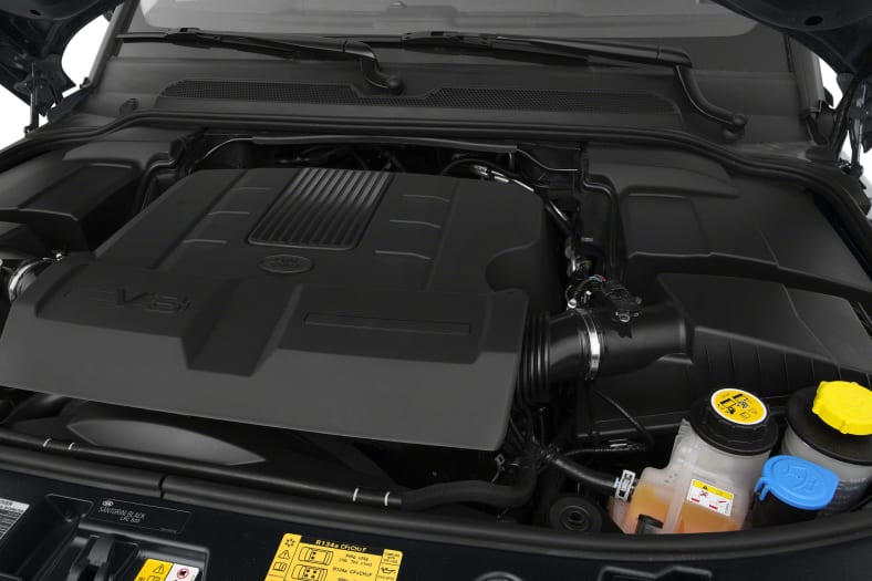 2013 Land Rover LR4 Exterior Photo