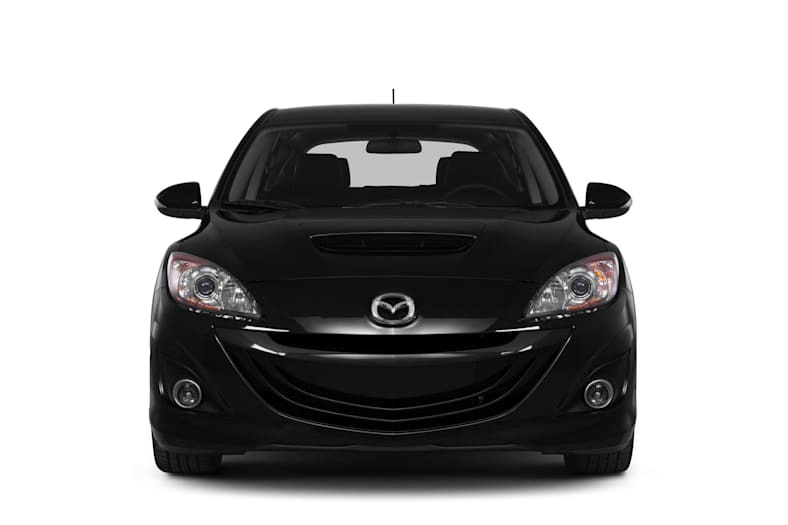 2013 Mazda MAZDASPEED3 Exterior Photo