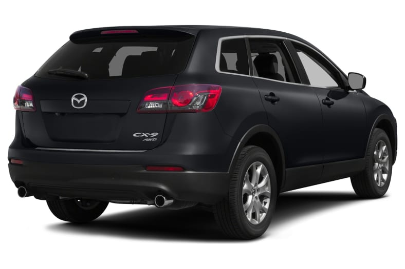 2013 Mazda CX-9 Exterior Photo