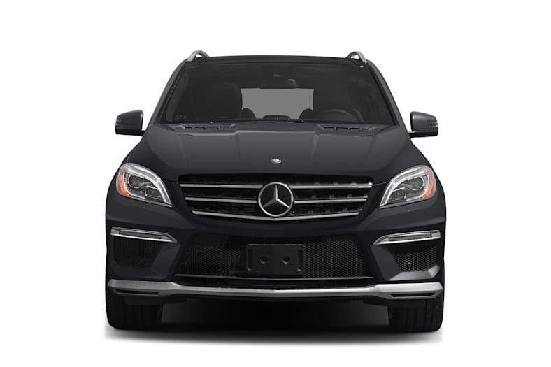 2013 Mercedes-Benz M-Class Exterior Photo