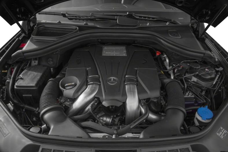 2013 Mercedes-Benz GL-Class Exterior Photo